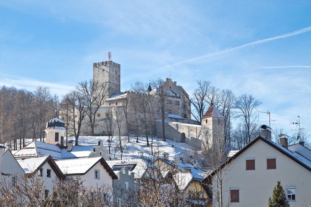 Schloss Bruneck Brunico Kronplatz Bozen