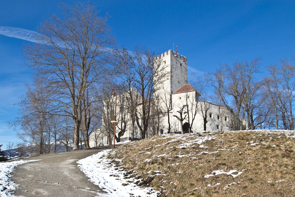 Schloss Bruneck Bruno von Kirchberg
