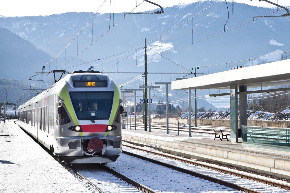 Pustertalbahn Bruneck Kronplatz
