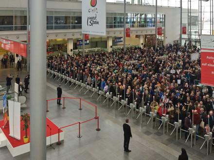 Reisemesse f.re.e München Messe