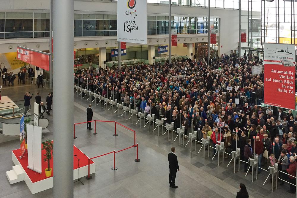 Jahresrückblick Reisemesse f.re.e München Messe