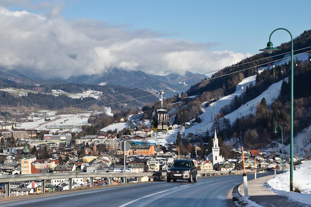 Schladming Reisebericht Schnee Urlaub