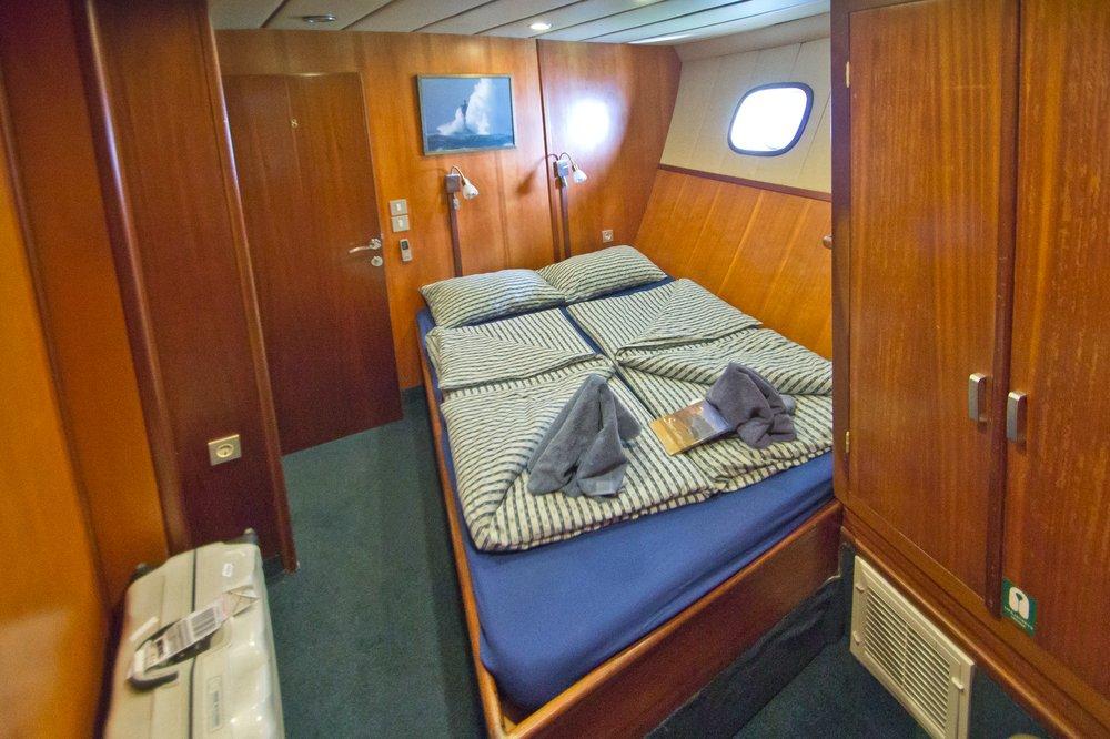 Kabine Cabin Sea Pearl Silhouette Cruises Seychelles