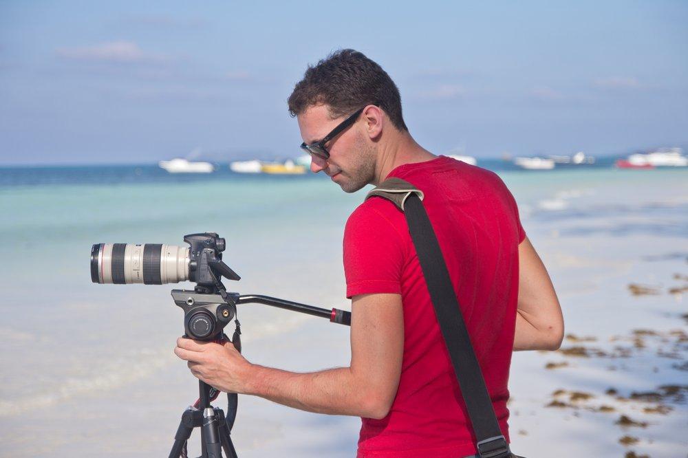 Praslin Beach Strand, Seychellen