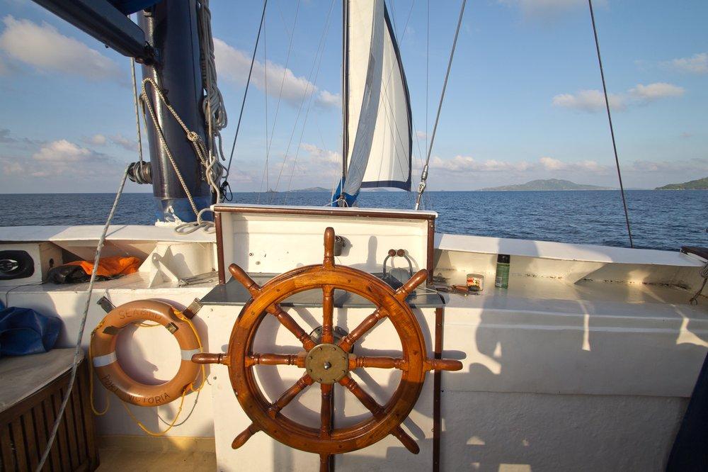 Sea Pearl Silhouette Cruises Seychelles
