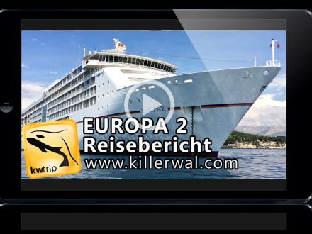 Reisevideo Reise Dokumentation MS Europa 2 Kreuzfahrt