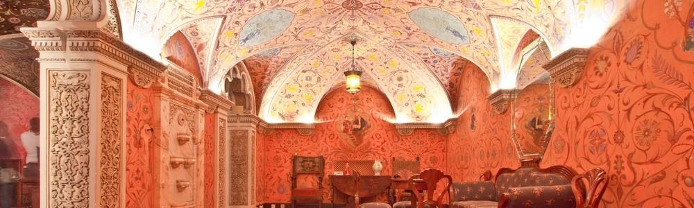 Königliches Schloss auf dem Dedinje Belgrad Serbien