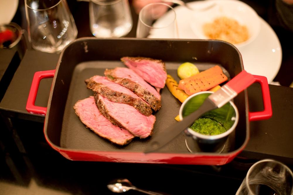 Mariott München Grill 93 Steakhouse