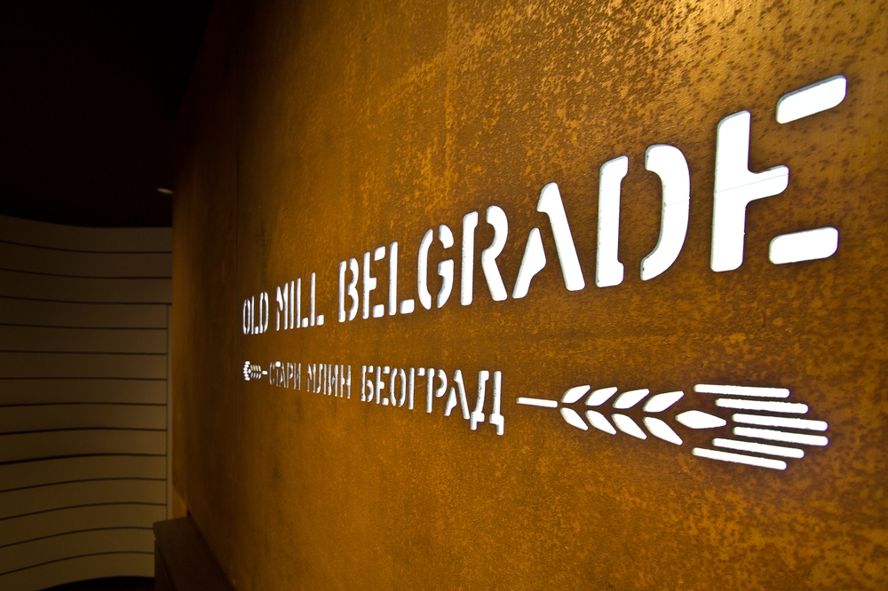 Hotel Transfer Radisson Blu Old Mill Belgrad