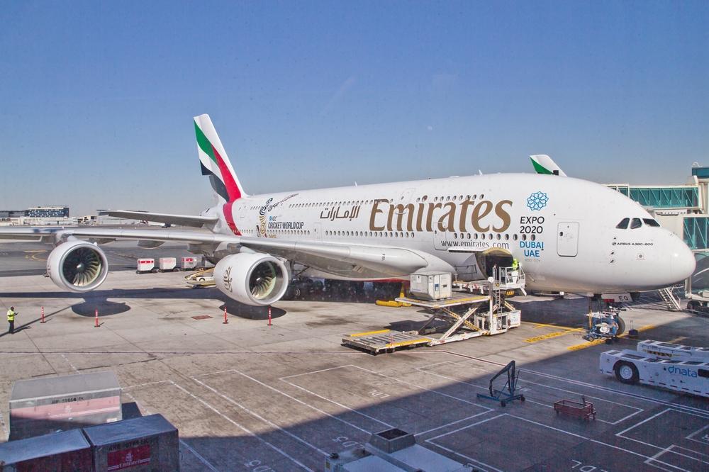 Emirates Stopover Dubai Airport