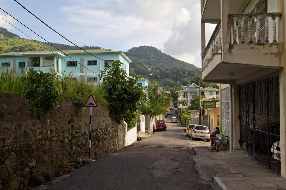 Victoria Hauptstadt Seychellen Kreuzfahrt