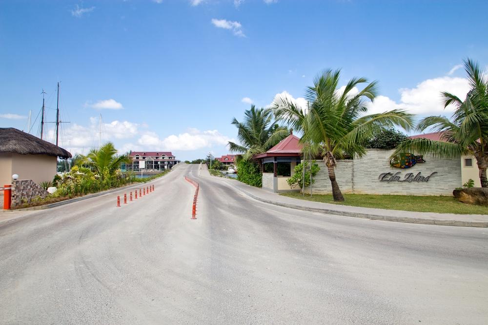 Eden Island Victoria Mahe Seychellen Kreuzfahrt