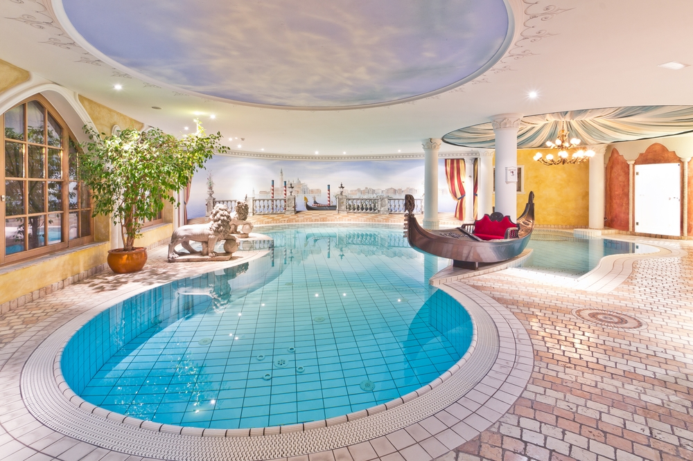 Das Central Hotel Wellness Sölden Spa Wasserwelt Venezia