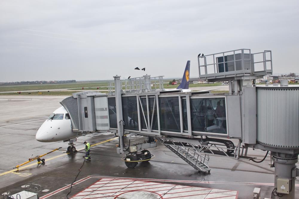 Flug München Belgrad Nikola Tesla Airport