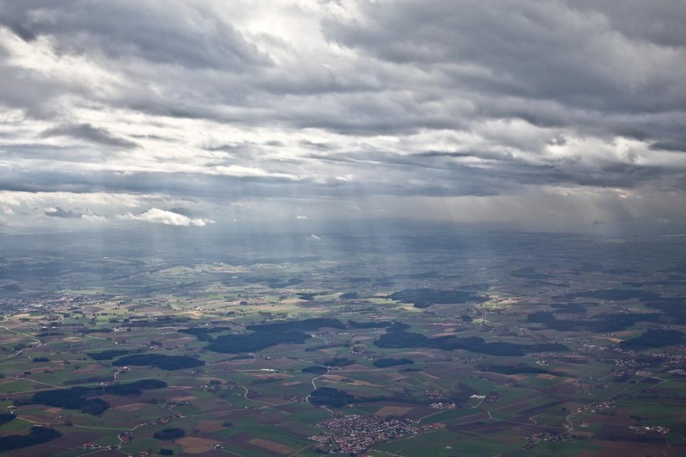 Flug Belgrad München Wasserburg am Inn