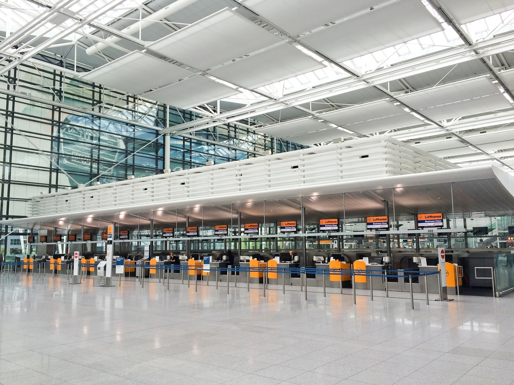 Flughafen München Airport Terminal 2
