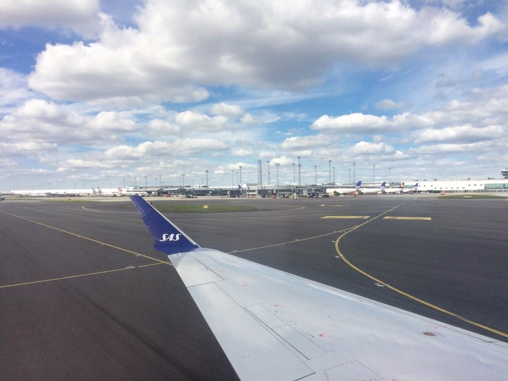 Kopenhagen Airport SAS