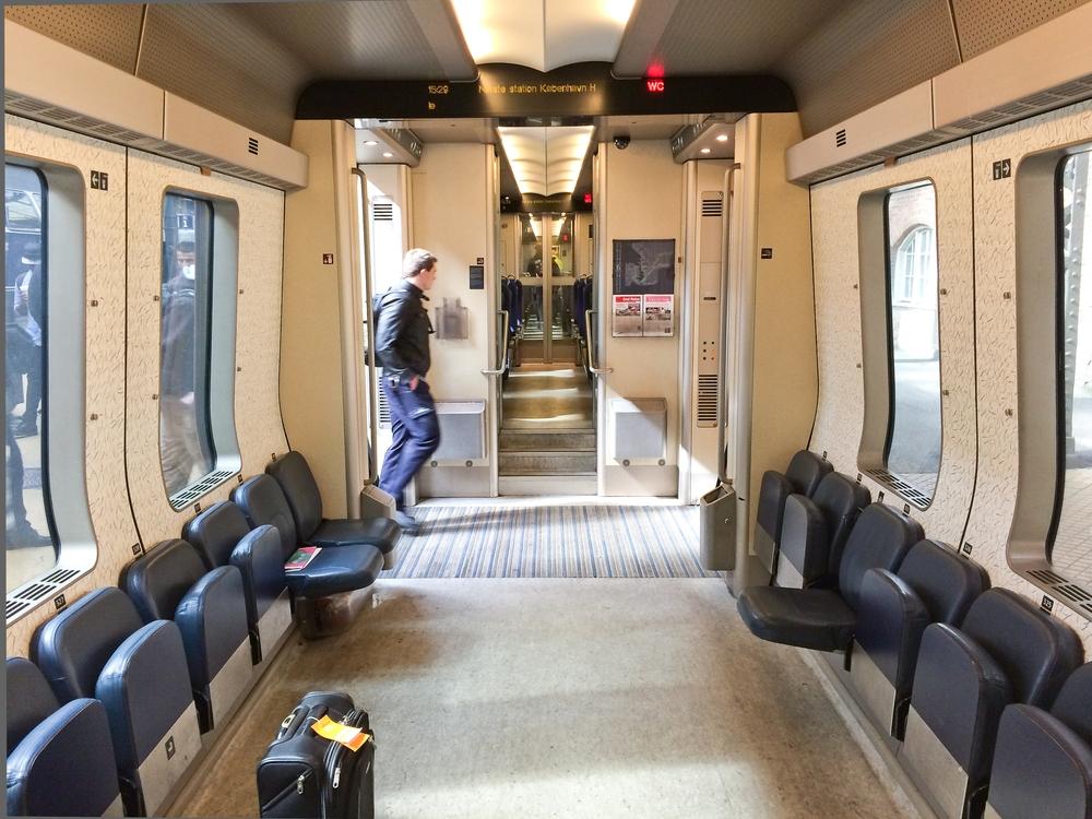 Vorstadtzug Kopenhagen