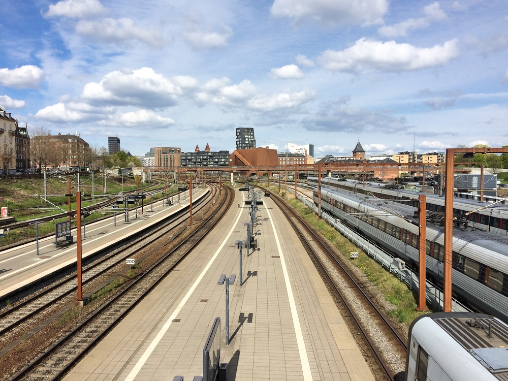 Osterport Station Kopenhagen Metro