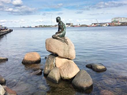 Den Lille Havfrue Kopenhaven