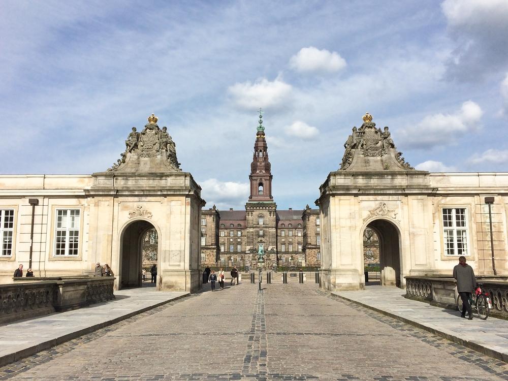 Schloss Christiansborg Slot