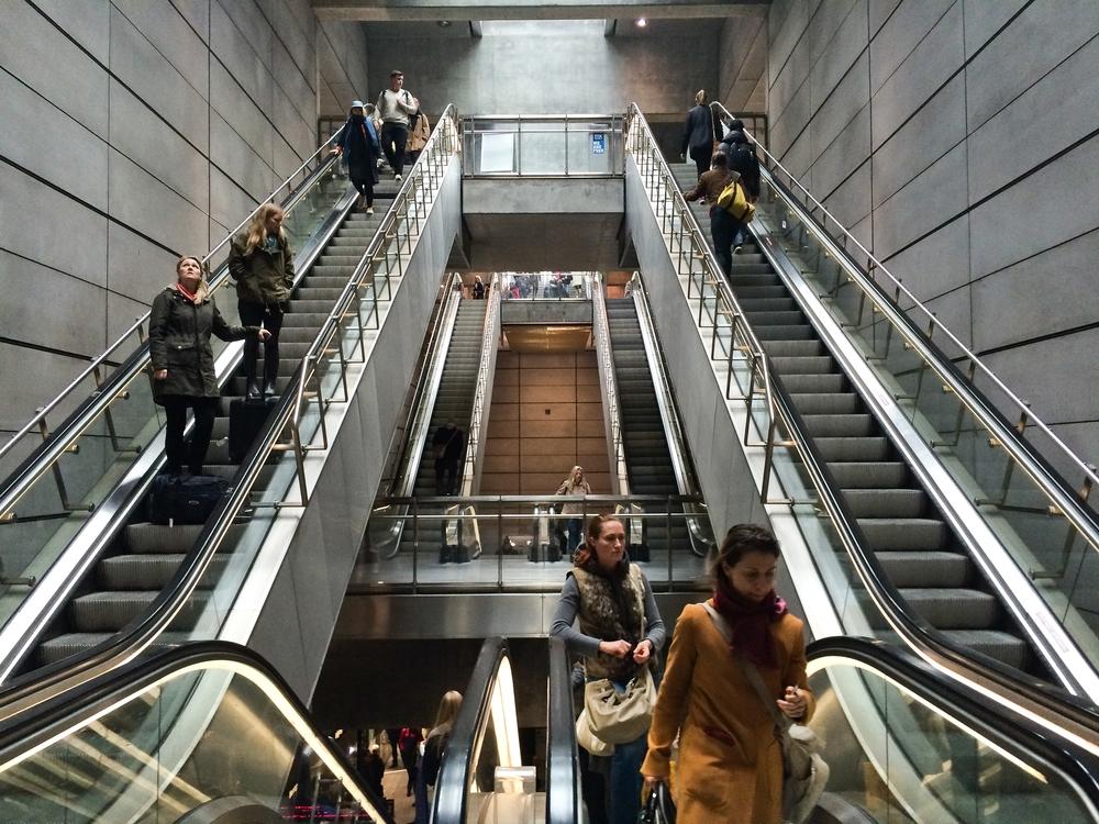Kopenhagen Metro Airport Station