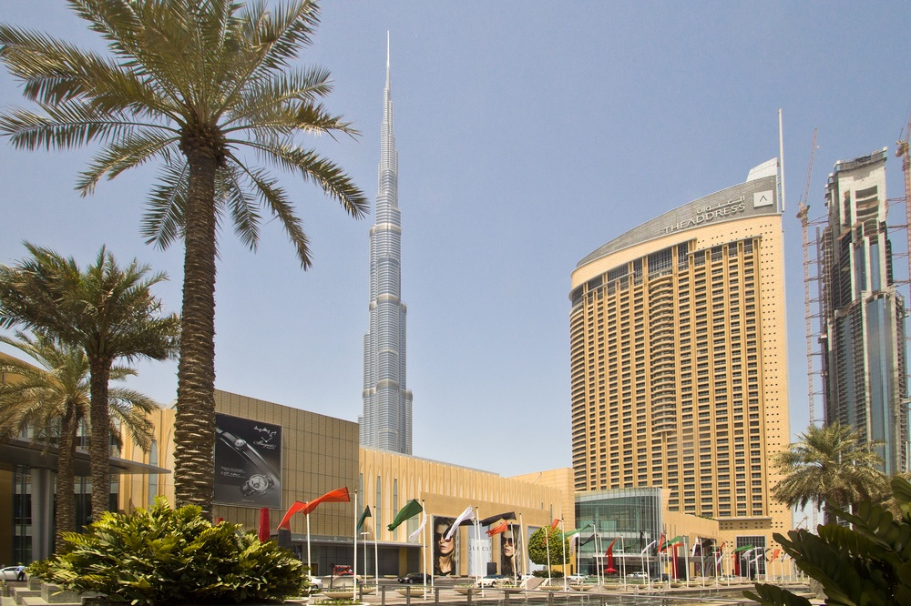 Dubai Mall of the Emirates