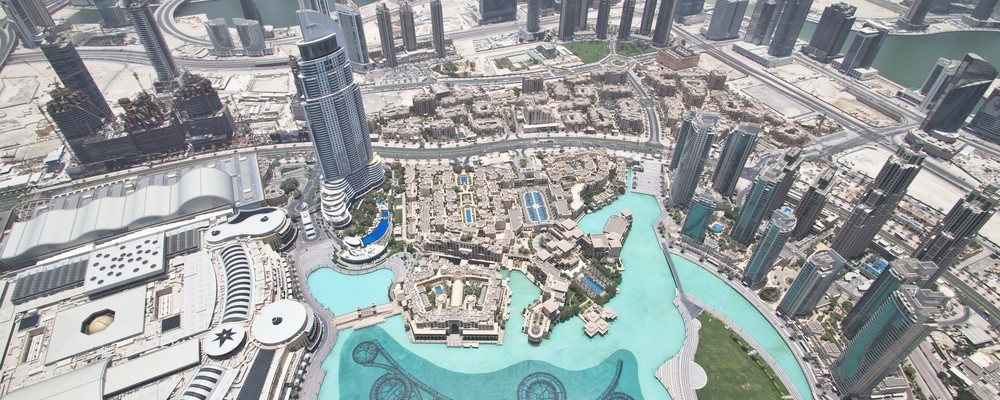 Burk Khalifa Dubai Downtown