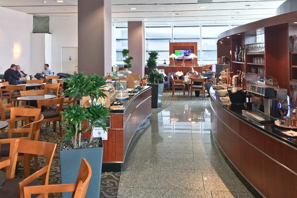 Sky Lounge Flughafen Frankfurt