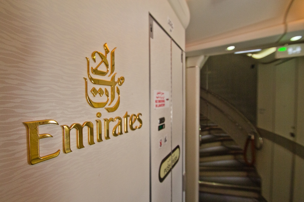 Frankfurt Dubai Emirates A380