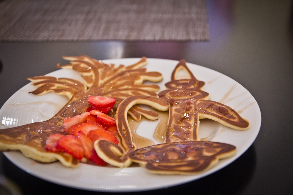 Anantara Dubai The Palm Resort Frühstück