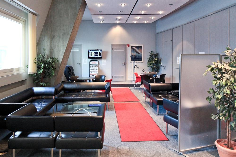 Elli Beinhorn Lounge Flughafen Stuttgart