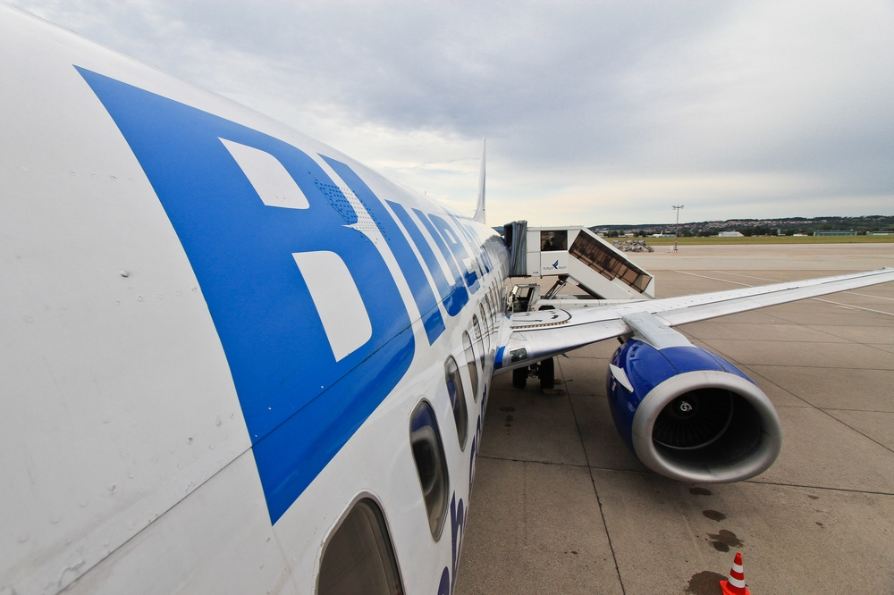 Blue Air Flug Bukarest