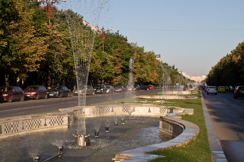 Bulevardul Unirii Bucharest