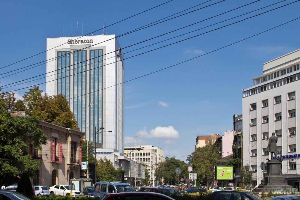 Sheraton Bucharest Hotel, Hotel Bukarest