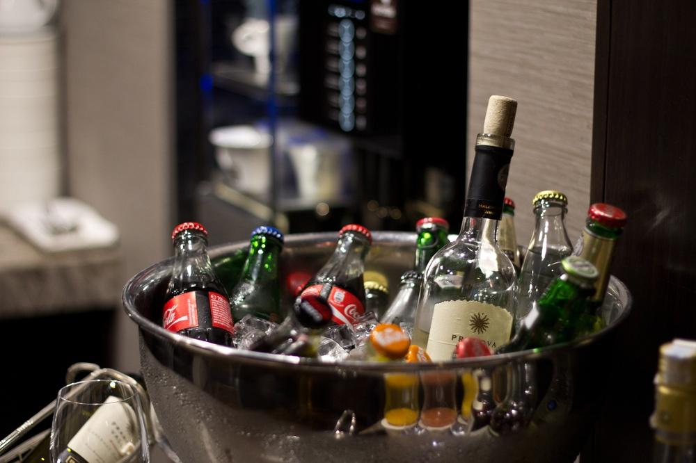 SPG Lounge executive Sheraton Bukarest