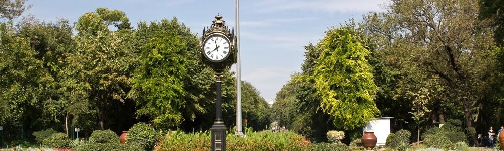 Cișmigiu-Park Bukarest Sightseeing Travelblog
