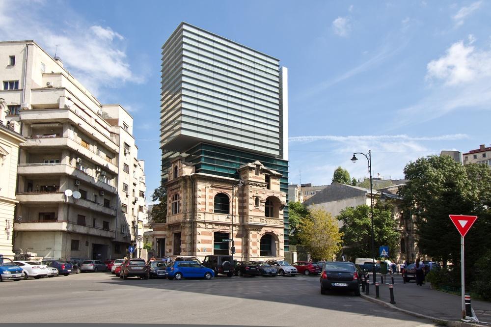 McKinsey & Company Building Bucharest