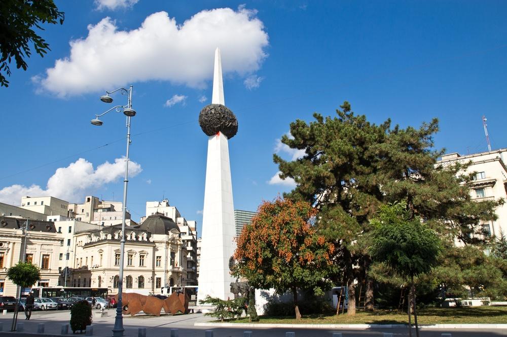 Memorial of Rebirth Memorialul Renaşterii