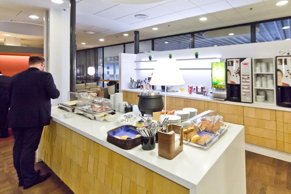 Airport Lounge Check - Aspire Lounge Kopenhagen