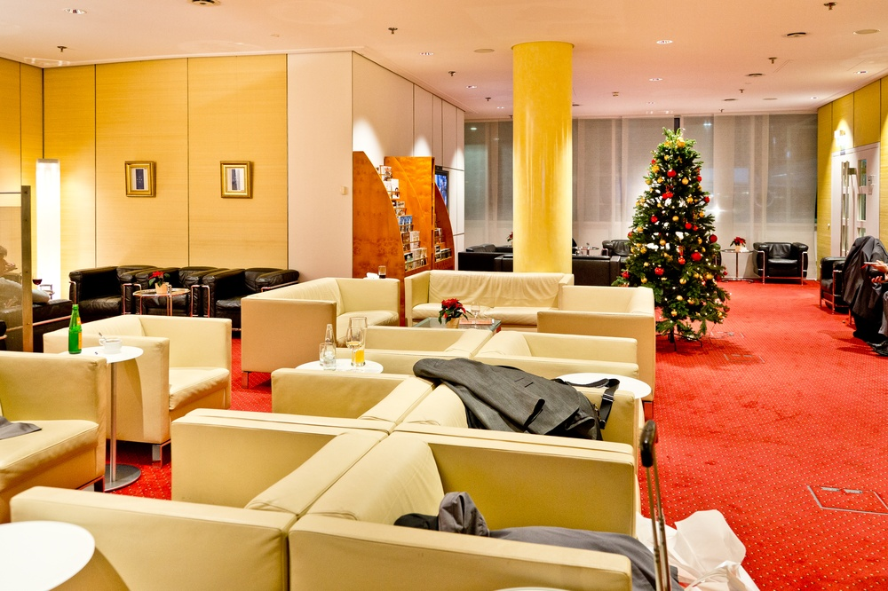 Airport Lounge Check - MUC Atlantic Lounge