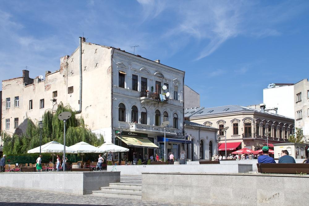 Biserica Sfântul Anton, Altstadt Bukarest