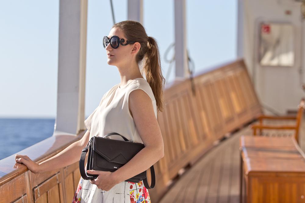 Modeblog Kreuzfahrt Sea Cloud II