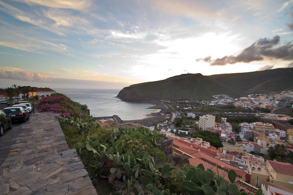 Überblick San Sebastián de La Gomera