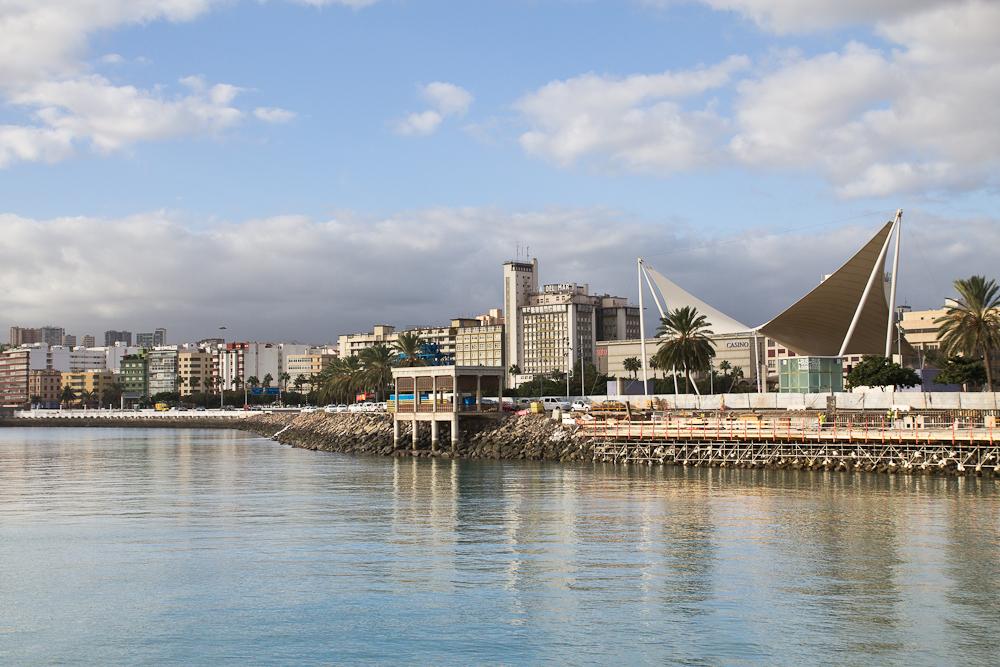 Gran Canaria Las Palmas Skyline
