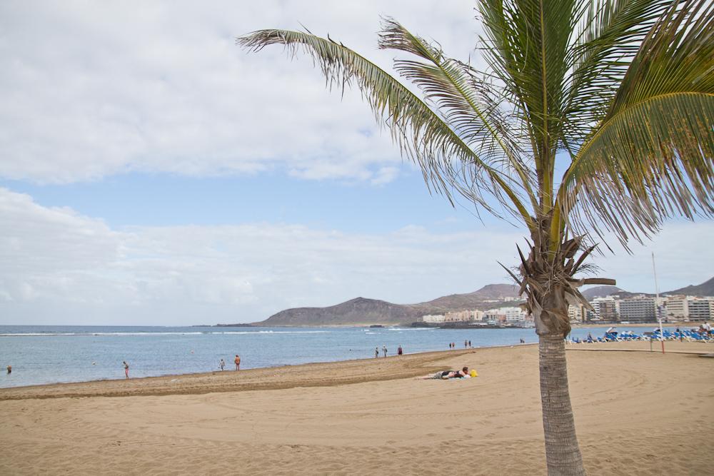 Playa de las Canteras, Las Palmas, Gran Canaria