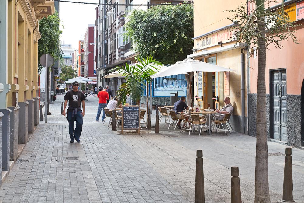 Las Palmas Gran Canaria Gassen