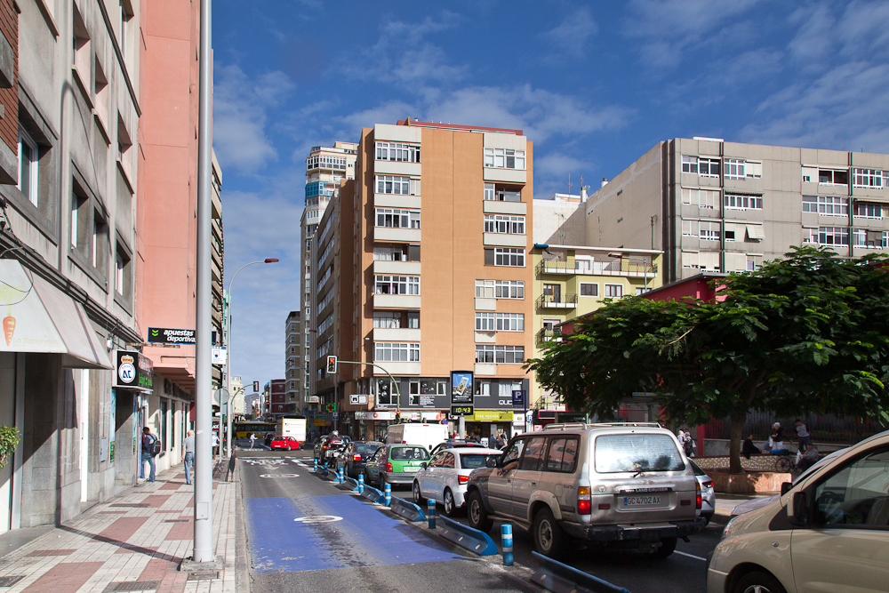 Innenstadt Las Palmas Gran Canaria