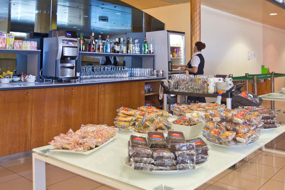 Sala Galdos Airport Lounge Gran Canaria Las Palmas LPA
