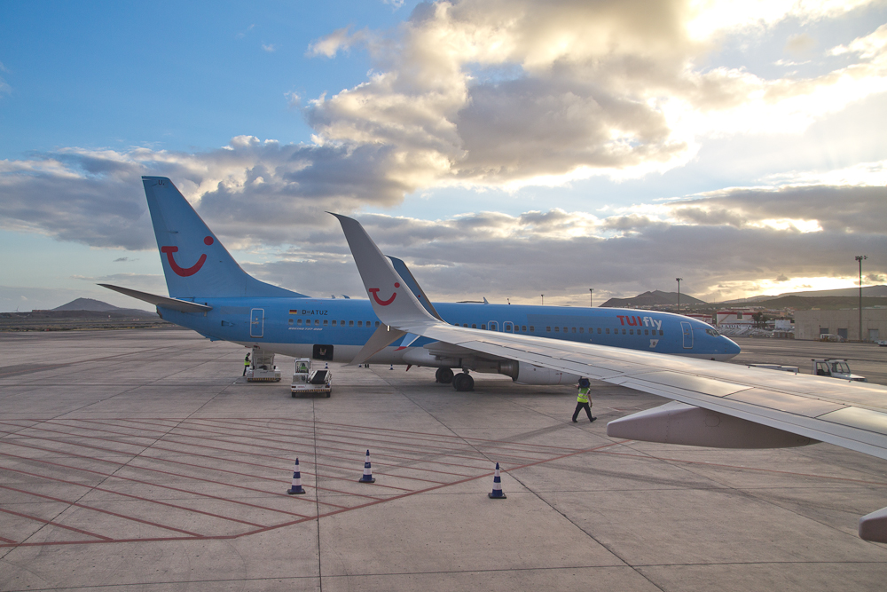 Airport Gran Canaria Las Palmas LPA